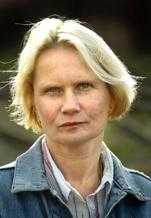 Marie-Louise Forsberg-Fransson, landstingsstyrelsens ordförande.