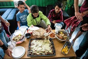 :UPPSKATTAT. Sommarlovsprogrammet inom projektet Norrsken har varit till stor glädje för många asylsökande.