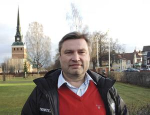Peter Helander ska samla familjen och släkten under jul.