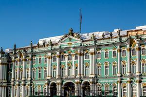 Eremitaget i St Petersburg ger sig in i hotellbranschen.