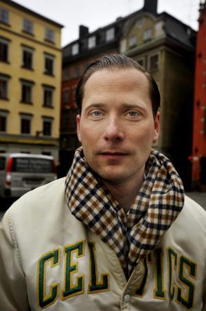 Christopher O´Regan berättar om tiden efter mordet på Gustaf III i Kärlekens krigare.