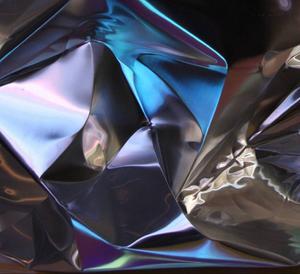 Skulptur (detalj) av Jimmy Dahlberg.