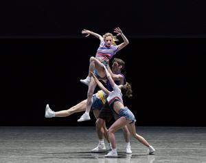 Lincoln center omfattar bland annat New York city ballet.