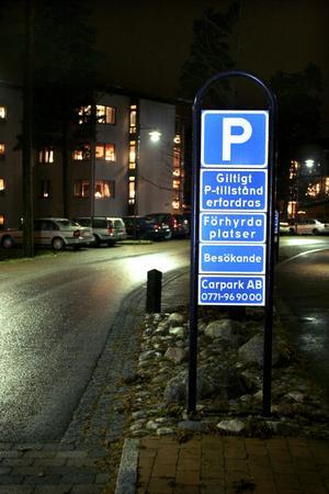 Parkeringskrångel. Riskerar Västerås city att skämma bort bilburna besökare?Foto: VLT:s arkiv