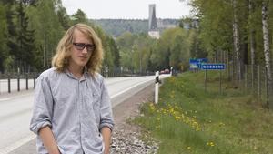 Marcus Westén har tagit initiativ genom insändare och en facebookgrupp för att väcka frågan om Norberg ska ingå i Dalarna.