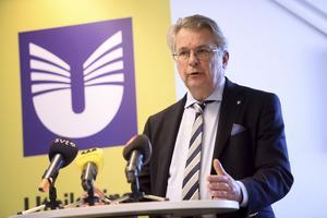 Universitets- och högskolerådets (UHR)  generealdirektör Ulf Melin.