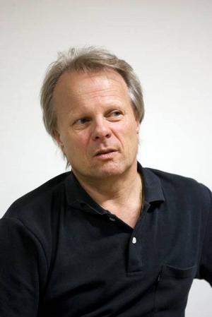 Butikssäljaren Jan Olin.