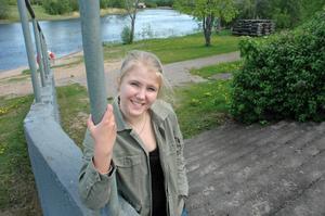 KULTURPRIS. Dansaren 15-åriga Linnea Visuri från Skutskär är årets kulturpristagare i Älvkarleby. På Nationaldagen får hon ta emot 3 000 kronor och ett diplom.