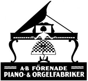 I MOLL. 1917 slogs pianofabriken i Gävle ihop med flera av sina konkurrenter med följd att tillverkningen i Gävle upphörde under en tid.