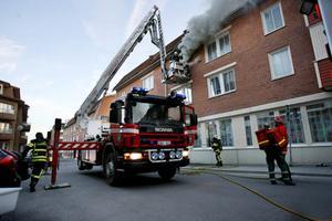 Solberg har ett flertal äldreboenden i fastigheten där det brann i går kväll.