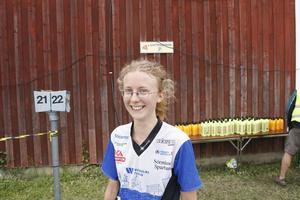 Segern i damklassen gick till Kristin Hylander, Nyköping, som vann med betryggande marginal.