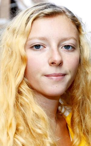 Felicia Savva, 19 år, Frösön:      – Ja det har jag. Jag ska rösta på Vänsterpartiet. Jag blev övertygad häromdagen när de stod på Stortorget. Moderaterna har haft sin chans.