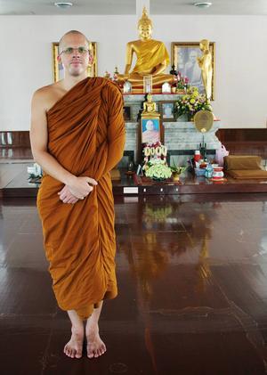 Fredrik Abrahamssons namn som munk är Viditbo.