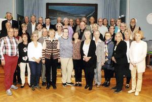 Kamratförbundet vid Fornby folkhögskola har firat sitt 55-årsjubileum.