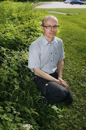 Örjan Josefsson tycker att vi ska vara rädd om den gröna kilen för djurens och naturens skull.