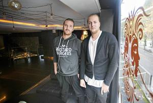 Andreas Lundin och Mattias Pettersson äger och driver Olivia. Men förvaltningsrättens beslut kan vara sista spiken i kistan.