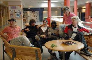 Instämmer. Skolministerns förslag är bra tycker en grupp killar i årskurs 2 på Martin Koch-gymnasiet. Fem godkända betyg är bättre än tre.