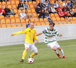 Missar ödesmatch. Filip Tronêt kan inte spela mot IK Brage. Anledningen: EM-kval med P93-landslaget.