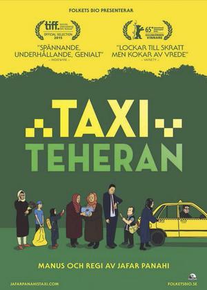 I slutet av mars visas filmen Taxi Teheran som bjuder på både drama och skratt från Iran. Den handlar om olika människor som skjutsas runt och deras livsöden.