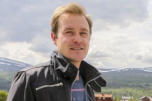 Magnus Myhr, vd för BRA fjäll.