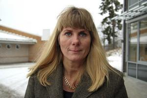 Johanna Dahlin, rektor Hammarskolan Surahammar