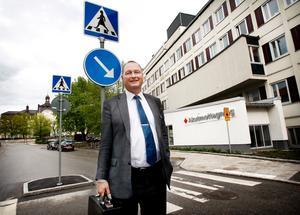 Mikael Runsjö, sjukhusdirektör.