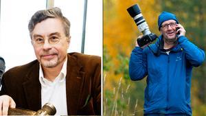 Lasse Hallberg och Svanthe Harström från Sundsvall skulle till Slovenien för att göra ett fiskereportage.