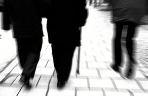 Inga krafttag, tack. Även om antalet pensionärer som dömts för brott ökar, är det bra att inget parti lovar krafttag mot pensionärers brottslighet. Arkivfoto: Hasse Holmberg/Scanpix