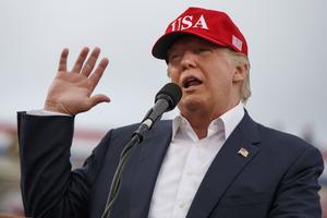 Donald Trump vann det amerikanska presidentvalet på att ge ett budskap som gick hem hos frustrerade väljare på den amerikanska landsbygden.