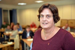 Marie Olsson från Orsa blir ny riksdagsledamot. Arkivbild.