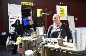 Suzanne Lundin driver Magasinet. Här finns allt från himmel till jord.
