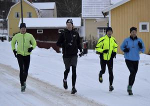 Andreas Öberg, Lars Jonsson, Tony Persson & Jörgen Östh.