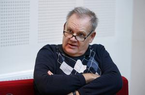 Lennart Moberg, samordnare Landstinget Västernorrland.