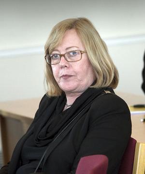 Yvonne Fredriksson från Energimarknadsinspektionen deltog i mötet.