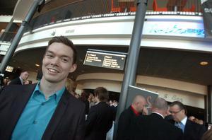 Olav Hans-Ols var en av de nominerade vid galan.