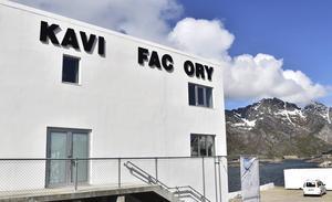 Kaviar Factory är konsthallen i lilla Henningsvaer som lyckas hålla hög internationell profil.   Foto: Jesper Zacharias