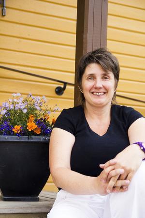 Anneli von Wachenfeldt tror att verksamheten för ensamkommande unga flyktingar kommar att gynna Sollefteå.