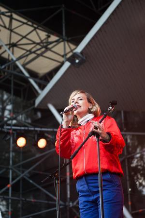 Annika Norlin. Kjellsorterat, Storsjöyran 2016.