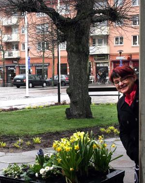 Det är bra att kunna ta vara på träd på det här sättet Edit Ugrai, stadsträdgårdsmästare