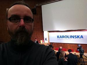 GD:s reporter Mats Hedström.