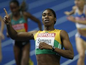Kvinna eller man? So what. Utom i den könssegregerade idrotten.