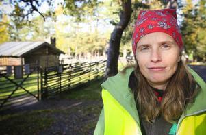 Jorden och skogen i stan, är ett sätt att lära baren om den gröna näringen som vi har mycket av i det här länet, säger Mona Thorsson, LRF.