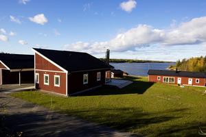 Husen i Tomta byggdes 2005 men året efter upptäcktes att marken var kraftigt förorenad.