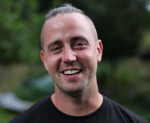 Andreas Larsson från Ludvika deltar i nya dejtingsåpan