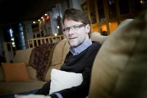 """EN KONSTNÄRSSJÄL. Mycket i livet har handlat om teknik för före detta ambulansbyggaren Anders Wiman. """"Men egentligen är jag mer konstnär än tekniker"""", säger han. I dag är han konsult och har förmånen att bara välja uppdrag som är roliga och där han känner att han får göra det han är bäst på."""