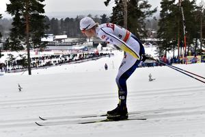 Falun 170129FIS Cross-Country World Cup herrar 30 kmOskar SvenssonFoto Nisse Schmidt