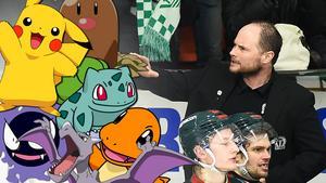 Larry Pilut har fångat nästan alla Pokémon.