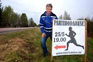 Mikael Ericsson ser fra mmot den femte upplagan av Partebodaruset, som han både hoppas och tror kommer sätta nytt deltagarrekord.