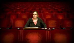 Tonsättaren Britta Byström, aktuell med violakonserten