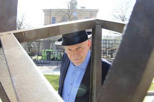 Roland Nilsson (M), ny ordförande för samhällsbyggnadsnämnden.